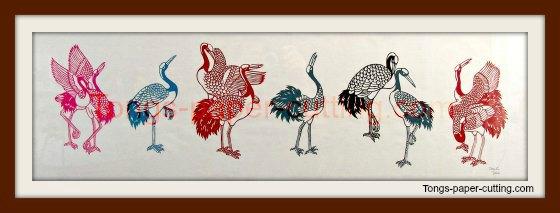 10-Cranes
