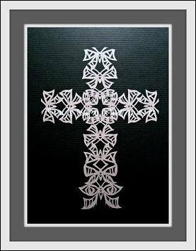 Butterfly Cross