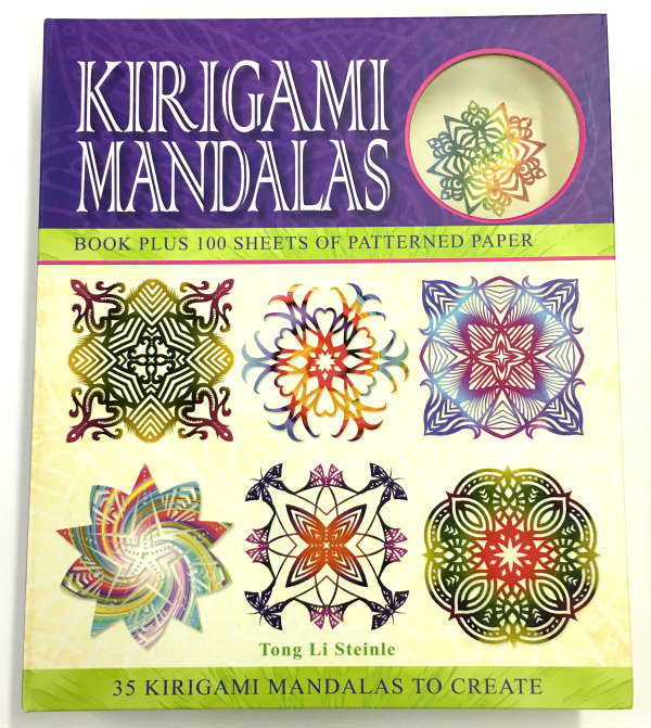 Click here to get your own Kirigami Mandalas