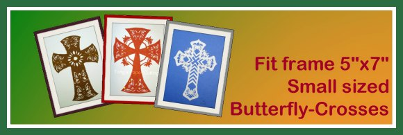 Butterfly-Cross 5