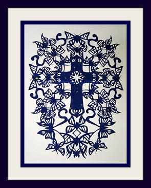 Butterfly-Cross