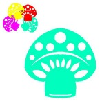 mushroom pattern