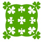 St. Patrick's Day pattern