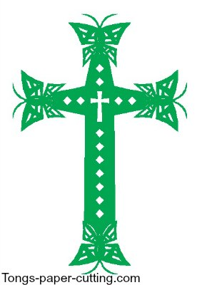Butterfly Cross