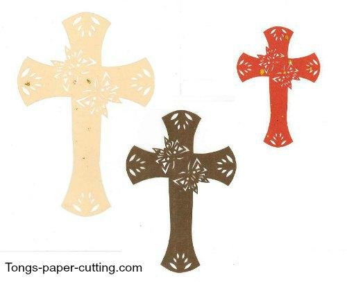 Butterfly-Cross  Pattern-002