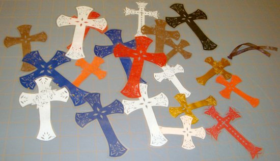 Butterfly-Crosses