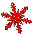 Snowflake paper cutting