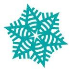 Snowflake pattern