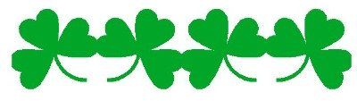 St. Patrick's Day's Patterns