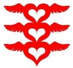 Valentine hearts,hearts