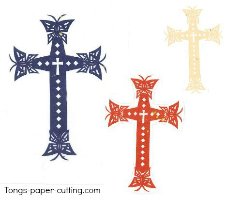 Butterfly-Cross  Pattern-001